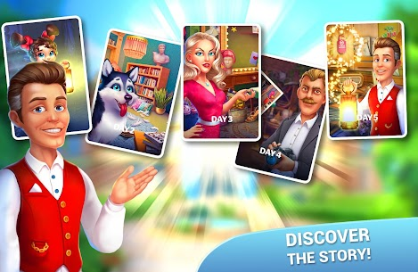 Hidden Hotel Mod Apk 1.1.51 (Unlimited Energy + Coins + Star) 5