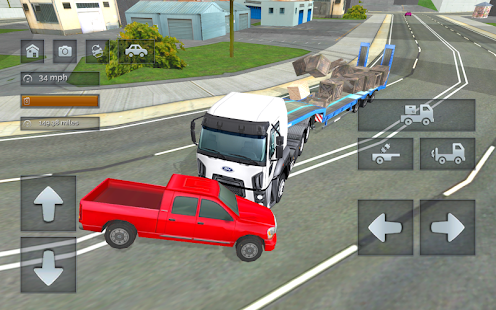 Truck Driver Simulator - náhled