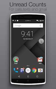 Blinq Lollipop Launcher- screenshot thumbnail