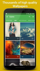 HD Wallpapers and Backgrounds v4.0.3 (Premium)