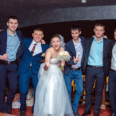 Wedding photographer Nikita Barvin (NikitaBarvin). Photo of 02.03.2016