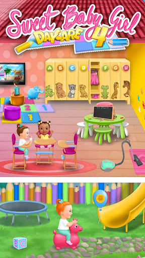 Sweet Baby Girl Daycare 4 - Babysitting Fun  code Triche 1