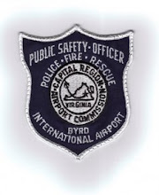 Photo: Byrd International Airport Police (Renamed)