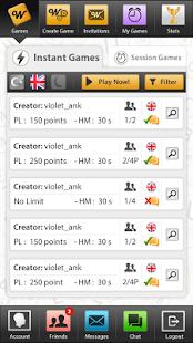 Wordabula Mobile - náhled