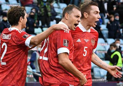 Penseelstreek Miranchuk levert Russen winst op tegen Finland, dat nu punt(en) moet pakken tegen België