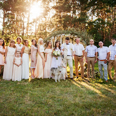 Wedding photographer Andrey Beshencev (beshentsev). Photo of 16.08.2016