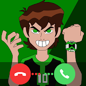 Fake Call From Ben 10