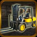 Forklift Simulator - No Ads icon