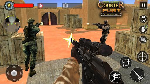 Mission IGI Contre Fury Sniper3d Commando Shooter  captures d'écran 1