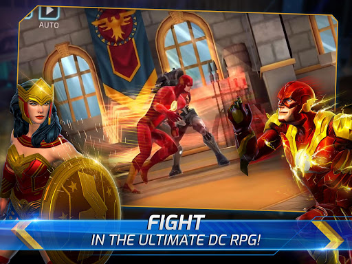 DC Legends: Battle for Justice  gameplay | by HackJr.Pw 7