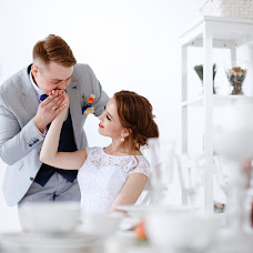 Wedding photographer Anna Alekhina (alehina). Photo of 13.07.2017