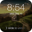 Lock screen wallpaper APK