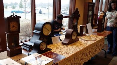 Photo: Antique Mechanical Clocks