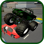 Monster Truck Fever Driving 1.2 Apk