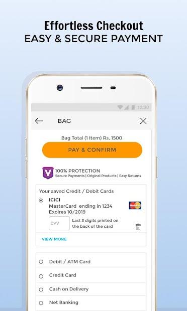 Voonik Online Shopping App screenshot 3