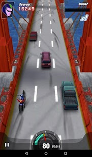 Moto Racing 3D Game - náhled