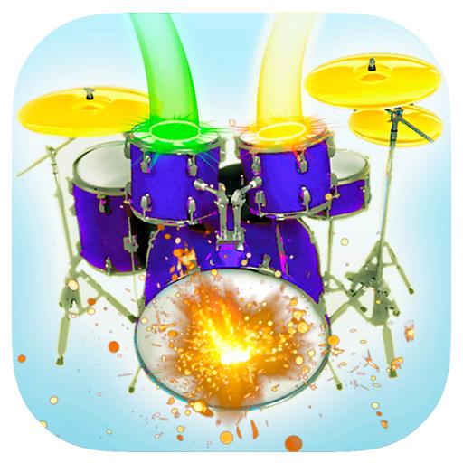 爵士鼓 - Drum Solo HD 音樂 App LOGO-APP試玩