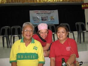 Photo: Nestor, Yvette, and Jo