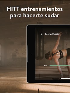 Asana Rebel: Yoga y Fitness Screenshot