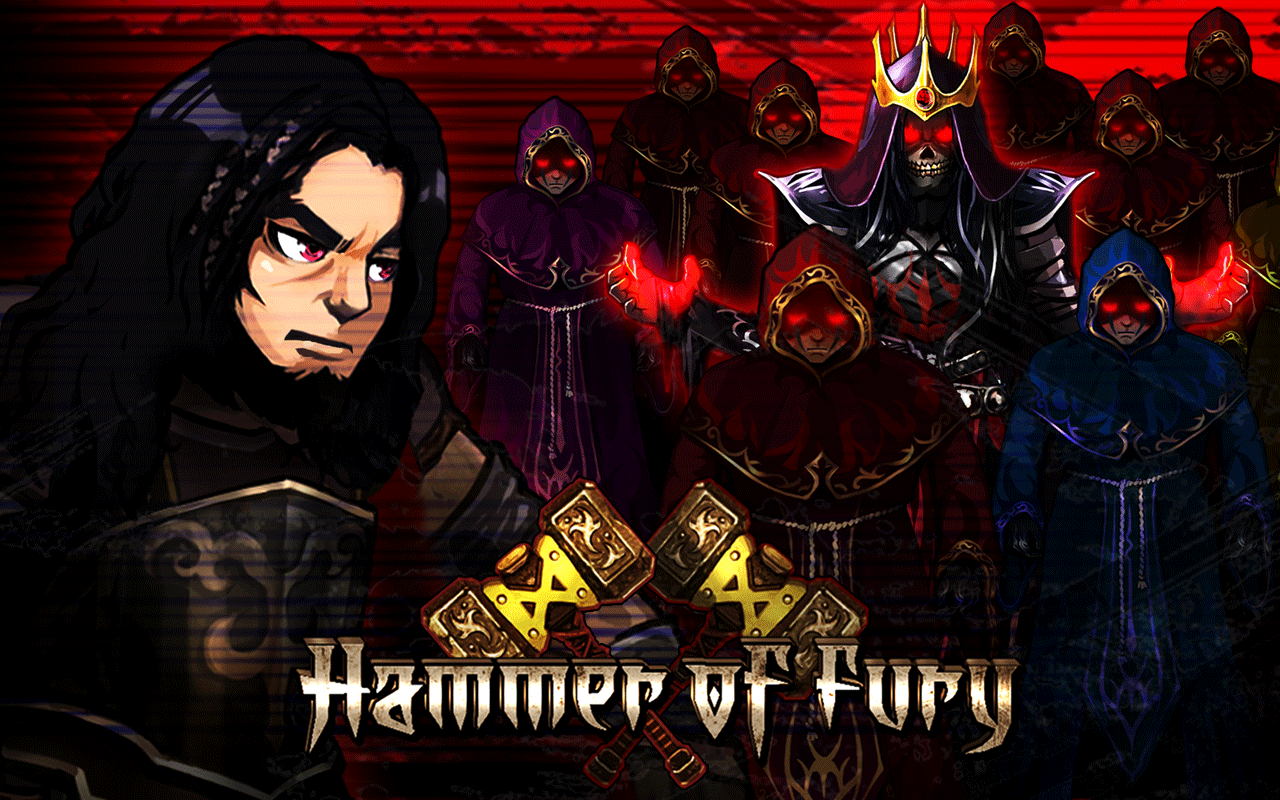 Hammer of Fury- screenshot