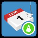 Fishing Calendar Pro icon