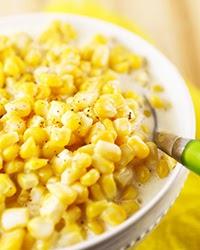 Crock Pot Creamed Corn