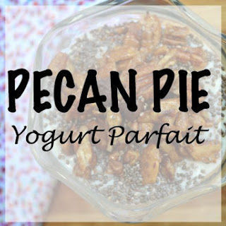 Pecan Pie Yogurt Parfait