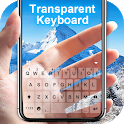 Transparent Nature Keyboard Background icon