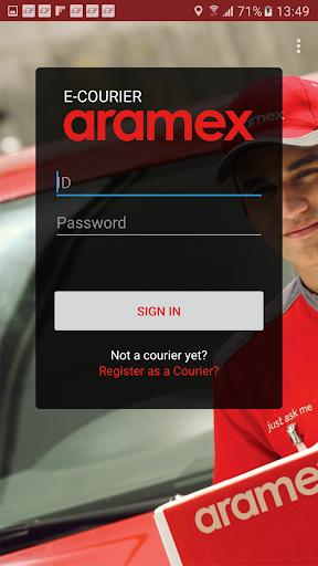 Aramex Courier Apk 1