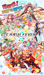 Crash Fever:色珠消除RPG遊戲 APK screenshot thumbnail 1