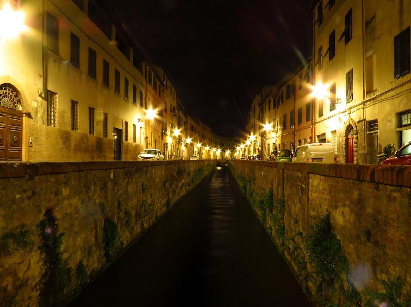 Lucca, Via del fosso di Giorgio Lucca