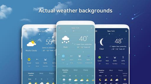 First Weather screenshot 4