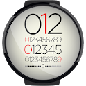 AllNumbers HD Watch Face icon