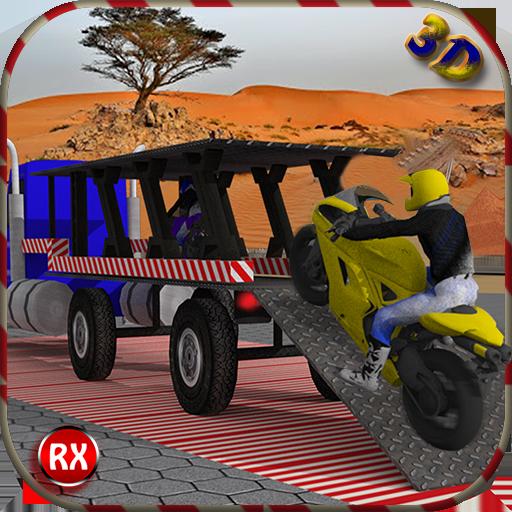 モト輸送ビッグトラック 模擬 App LOGO-硬是要APP
