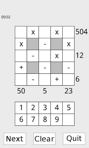 Math Square screenshot 3