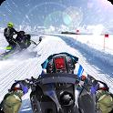 Drive Snowmobile 3D Simulator icon