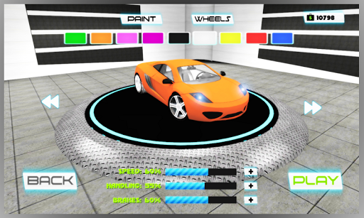Traffic Racer 3D Overtaking