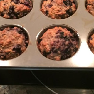Very Berry Muffins