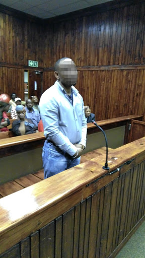 The pastor appearing in the Tembisa Magistrate's Court.