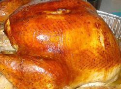Savory Thanksgiving Turkey Recipe