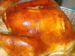 Savory Thanksgiving Turkey Recipe