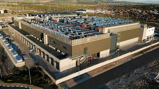 Teraco says the new CT2 facility supports the growing demand by enterprises and cloud providers for data centre capacity.