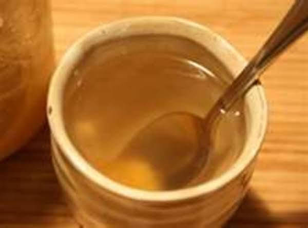 Honey Ginger Tea Gift In A Jar