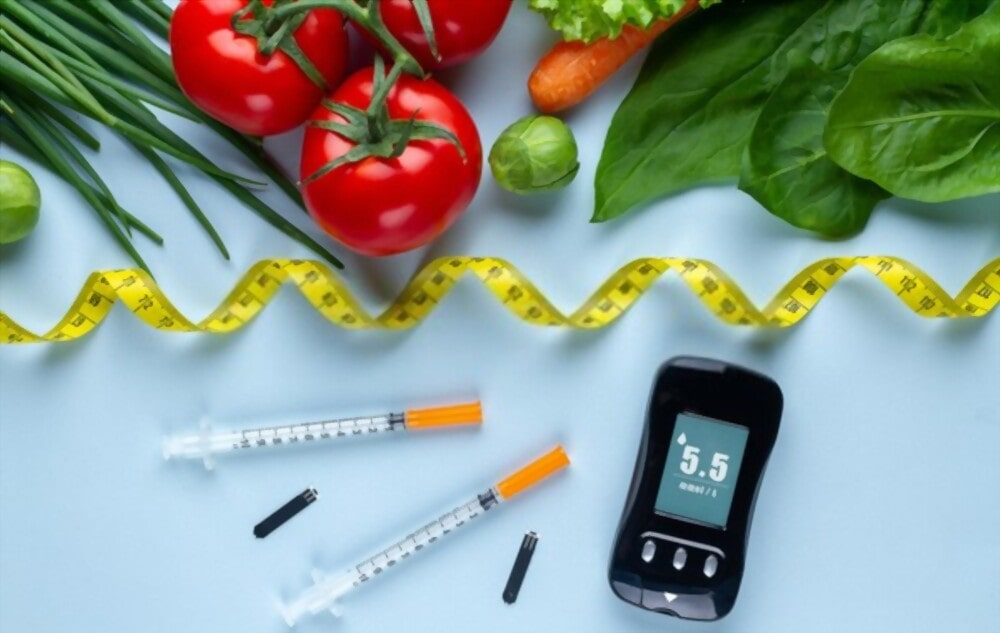 Manage high sugar levels and combat diabetes by reducing weight.