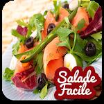 recette de salade - pates Icon