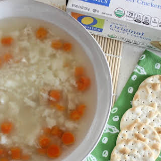 Easy Homemade Chicken Soup Recipe [Gluten Free].