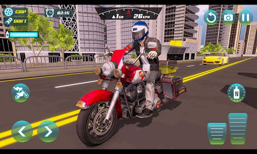 Extreme Motorcycle City Driving Moto Rider Free download 1