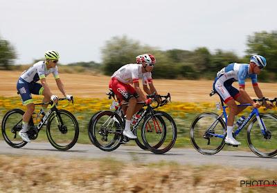 Snelle Spanjaard kan ploegwerk nu wel afronden in de Limousin, Calmejane blijft leider
