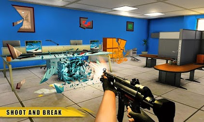 Home Smasher - Stress Buster APK screenshot thumbnail 3
