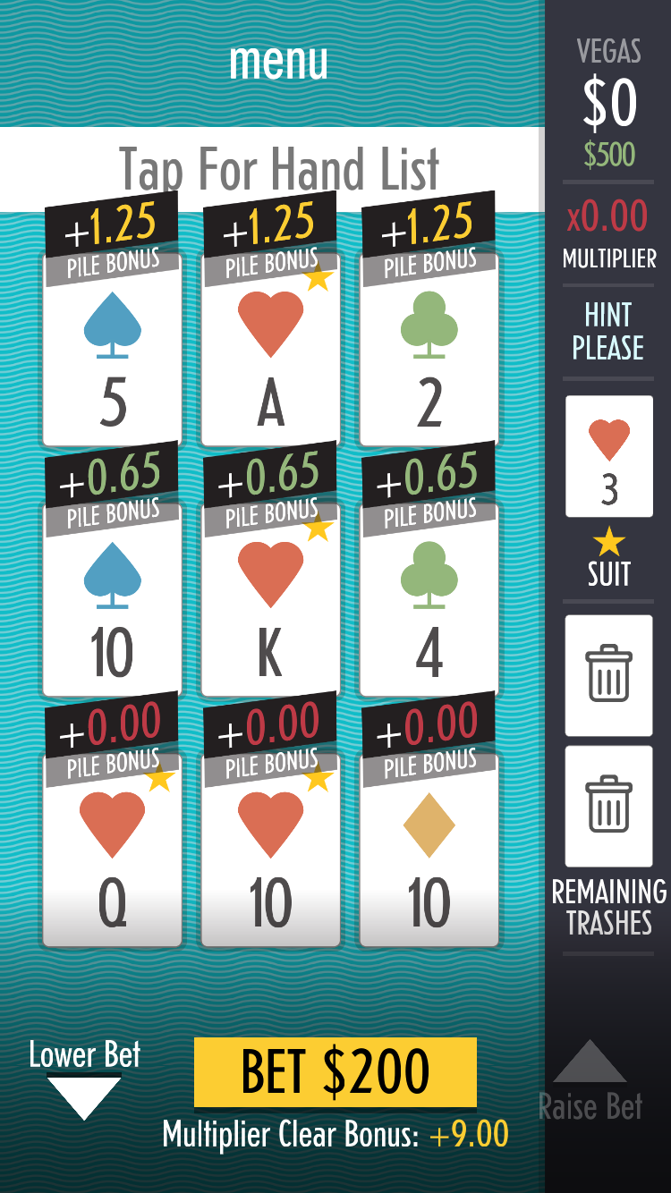 Sage Solitaire screenshot #6